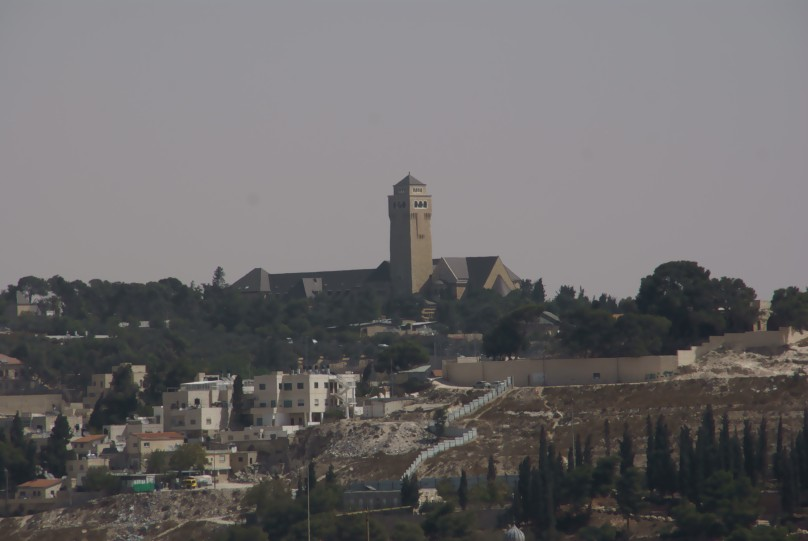 Augusta Victoria Hospital, East Jerusalem