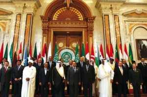 Egypt Hostst Arab League summit on March 28-29
