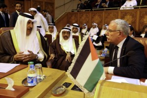 Arab League Ministers, 2012.  EPA Photo - KHALED ELFIQI