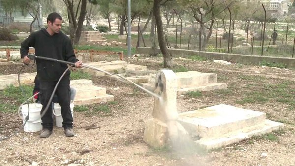Israel opens pub on Islamic cemetery lands in Jerusalem