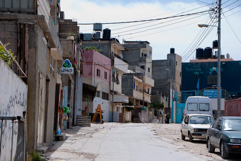 Askar Refugee Camp, Nablus (Photo by Mahmoud Illean August 1, 2013)