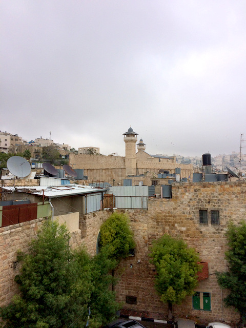 hebron fortress