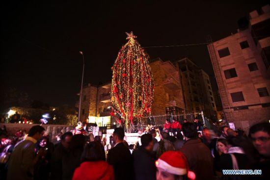 ramallah christmas