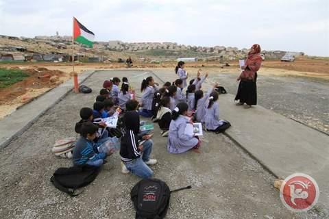 1-bedouin school