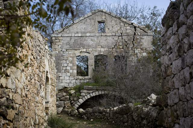 The Palestinian village of Biram, Israel, 29.12.2012