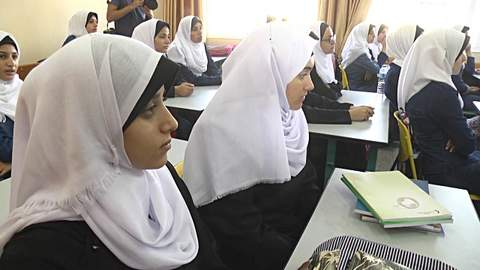 school-girls-gaza