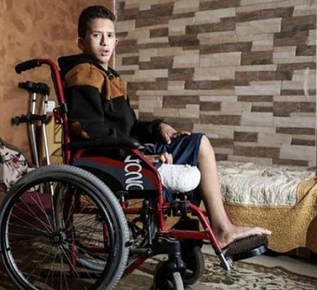 Kid-Gaza